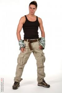 Virtua guy HD model Randy Scott
