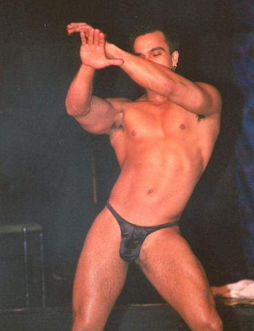 dancing male strippers
