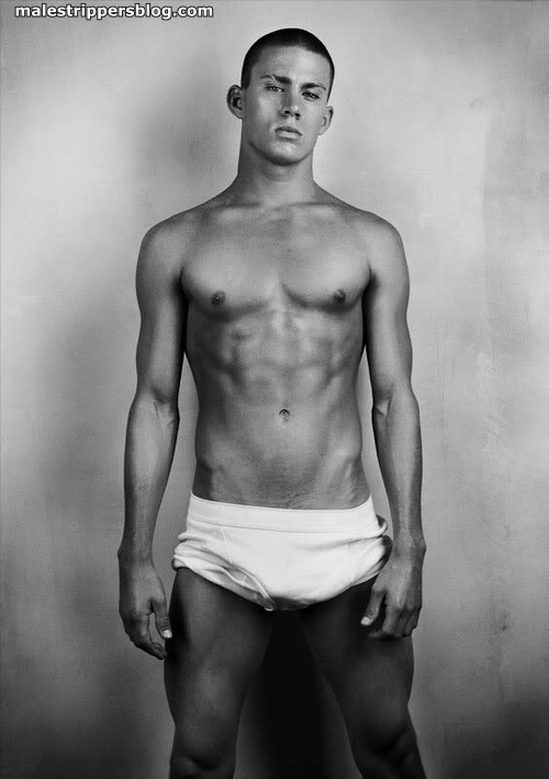 sexy and beautiful channing tatum