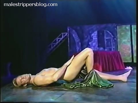 Chippendales erotic show