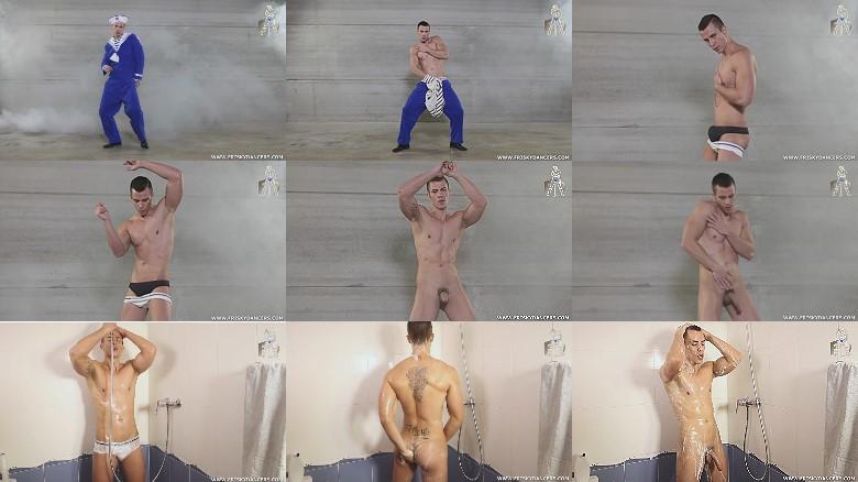 naked go-go dancer boy