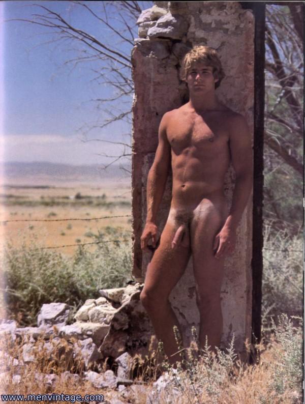 hot man nude