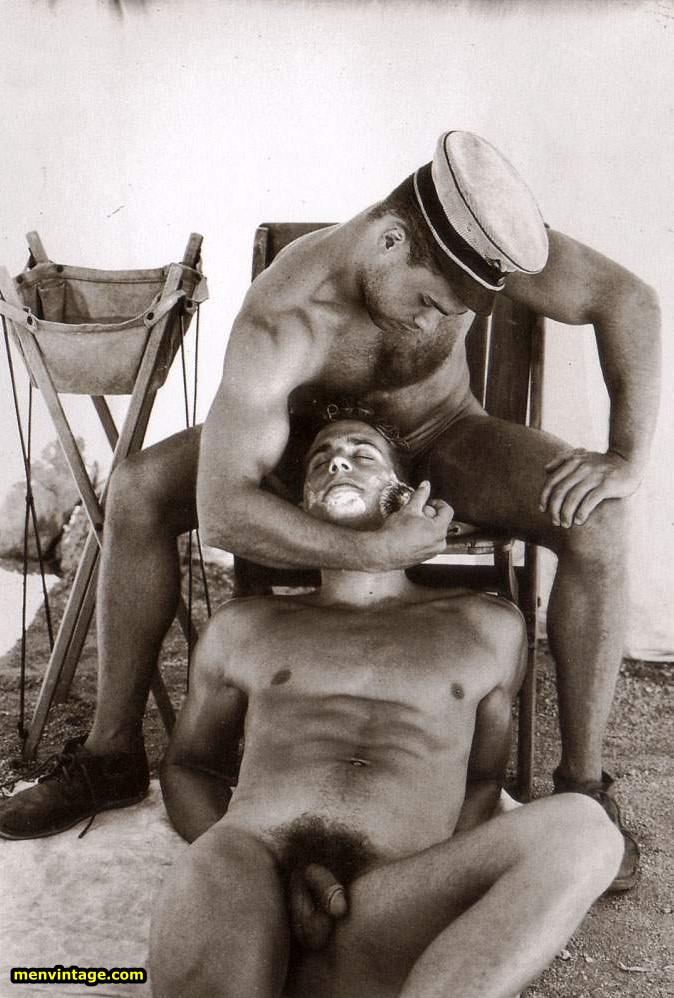 shaving hunks