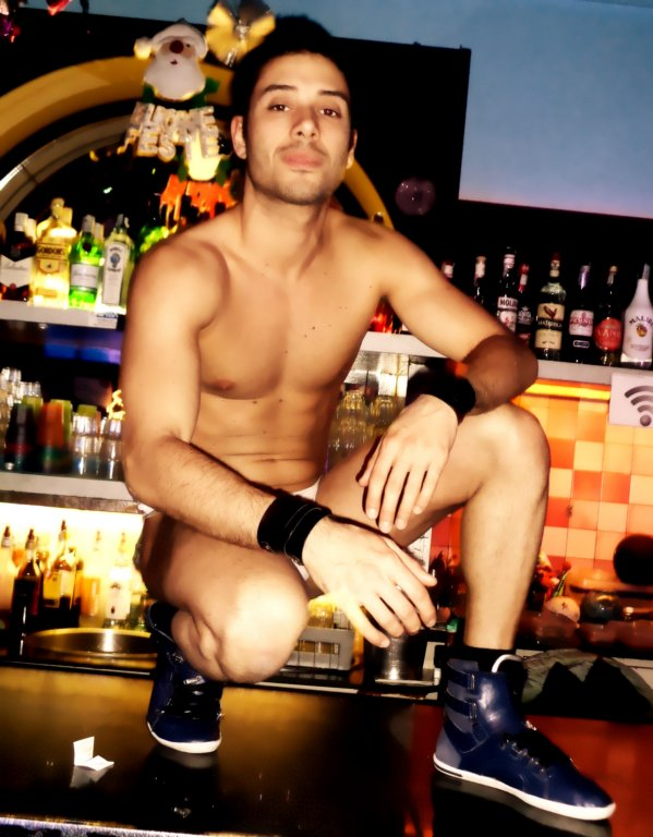 stripper Tony