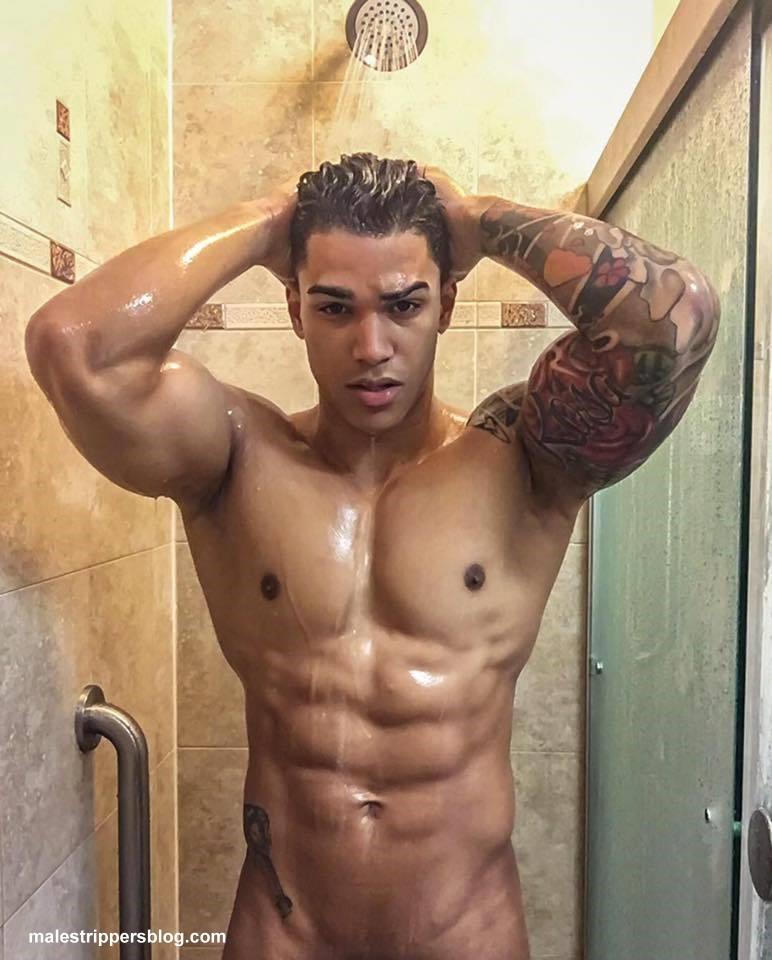Muscle latinos naked