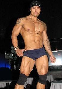 stripper hunk