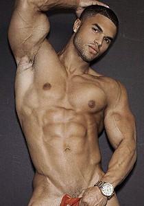 muscle dancer