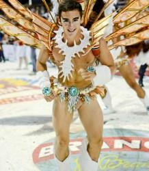 Stunning carnival boy