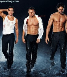 Magic Mike main crew