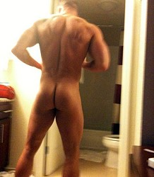 Channing Tatum bare butt!