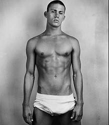 Magnificent Channing Tatum
