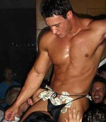 Male strippers on stage photos