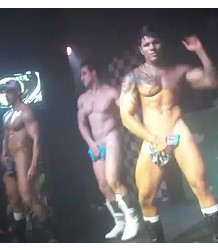 Brazilian male strippers videos