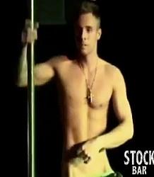 Nude Male Dancer Frank