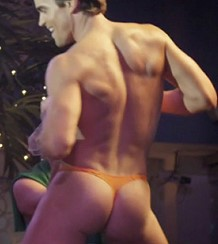 Matt Bomer Magic Mike video
