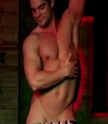 Muscle male dancer Nexon